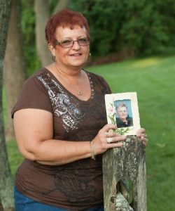 Barbara Workman, Tissue Donor