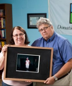 Brenda Shuey, Organ and Tissue Donor