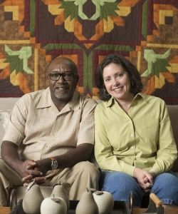 Jenny Hudson, Living Kidney Donor & Thomas C. Hendrix Jr., Kidney Transplant Recipient