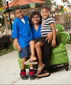 Zion and Zhania Coleman, Heart Transplant Recipients