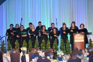 Importance of organ and tissue donation recognized during annual community breakfast