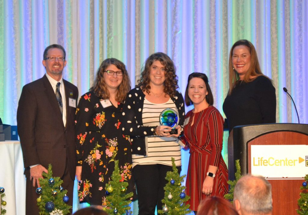 LifeCenter's 2018 Community Breakfast Touches Hearts and Honors Outstanding Donate Life Champions