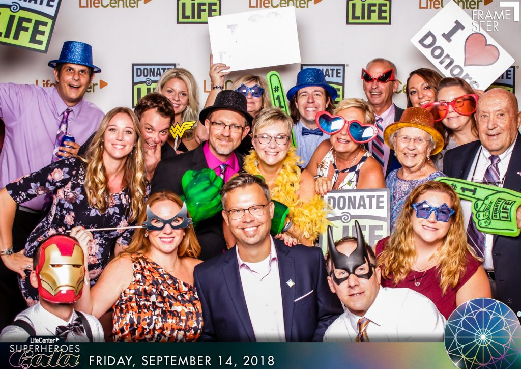 LifeCenter's Superheroes Gala a Fun-filled and Memorable Night
