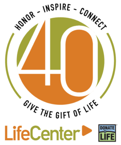 LifeCenter_40thAnniversary_FinalLogo_SansTagline_011321-01